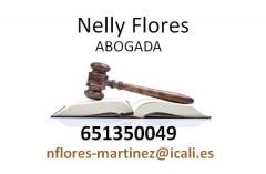 Nelly Flores Abogada