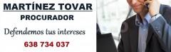 PROCURADOR VILLANUEVA DE LA SERENA - MARTÍNEZ TOVAR, PROCURADOR
