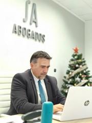 Navidad en el despacho. - Abogado Serrano