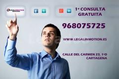 LEGALINMOTION ABOGADOS CARTAGENA - LEGALINMOTION ABOGADOS CARTAGENA