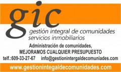 GIC Gestión Integral de Comunidades