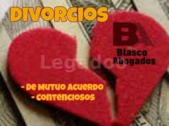 Divorcios - Blasco Abogados