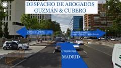 Situación Despacho de Abogados Guzmán & Cubero - DESPACHO DE ABOGADOS GUZMAN & CUBERO