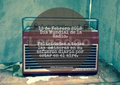 Diez Romeo. Dia Mundial de la Radio - Diez & Romeo Abogados