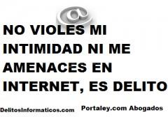 Intimidad en Internet - Noelia García Noguera