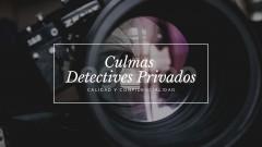 Culmas Detectives Privados