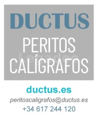 DUCTUS Peritos Calígrafos - DUCTUS Peritos Calígrafos