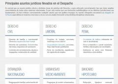 BS Abogados Orihuela - Especialidades - BS Abogados Orihuela