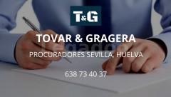 PROCURADOR SEVILLA - TOVAR & GRAGERA PROCURADORES SEVILLA, HUELVA
