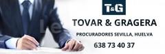 PROCURADOR UTRERA - TOVAR & GRAGERA PROCURADORES SEVILLA, HUELVA