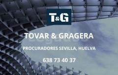 PROCURADOR ALCALÁ DE GUADAIRA - TOVAR & GRAGERA PROCURADORES SEVILLA, HUELVA