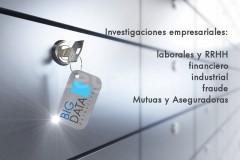 Servicios para empresas - Big Data detectives privados