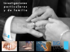 Particular y de familia - Big Data detectives privados
