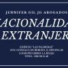 NACIONALIDAD Y EXTRANJERIA - Jennifer Gil JG Abogados