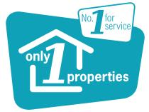 Let by Only 1 Properties Ltd on Lettingweb.com