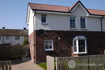 Property to rent in Thornyflat Place, Ayr, South Ayrshire, KA8 0NE