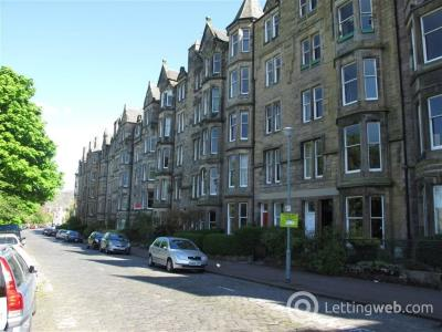 Property to rent in WARRENDER PARK TERRACE, MARCHMONT, EH9 1JA
