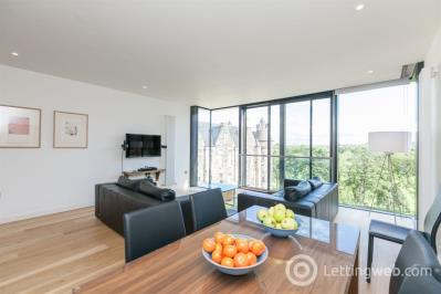 Property to rent in QUARTERMILE, SIMPSON LOAN  EH3 9GB