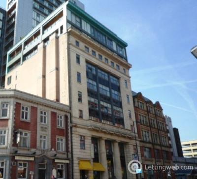 Property to rent in 49 Pall Mall House, 18 Church Street, Northern Quarter, M4