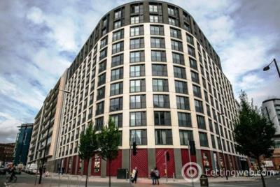 Property to rent in The Hub, Piccadilly Place, Manchester, M1