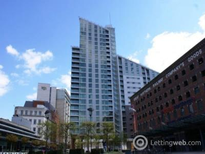 Property to rent in Great Northern Tower, Watson Street, Deansgate, M3