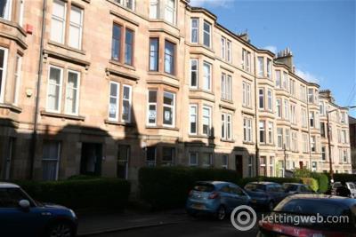 Property to rent in Flat 1/L 9 Walton Street, Shawlands, G41