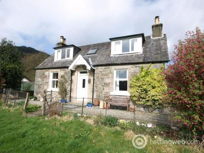 Property to rent in Wester Cottage, Brig O Turk
