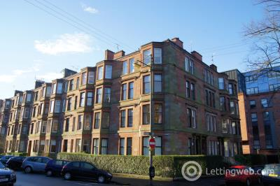 Property to rent in Hyndland Queensburgh Gardens