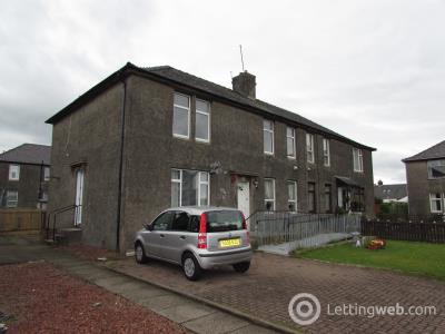 Property to rent in 43 Woodfield Crescent, Ayr, Ayrshire, KA8