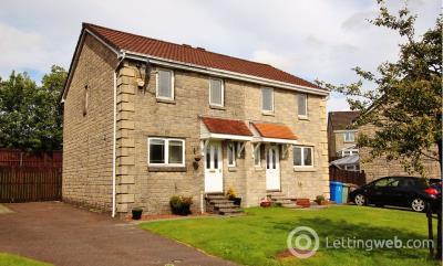 Property to rent in Bonnyvale Place, Bonnybridge