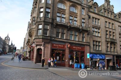 Property to rent in Royal Mile Mansions, Edinburgh