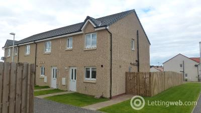 Property to rent in Fairbairn Way, Dunbar