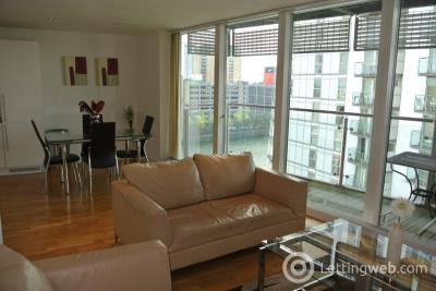 Property to rent in The NV Building, 100 The Quays, Salford Quays