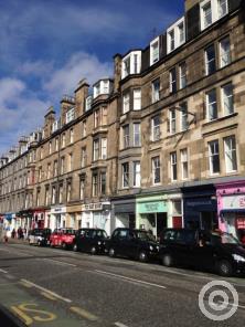 Property to rent in 22 (1F2) Haymarket Terrace