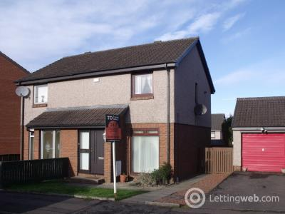 Property to rent in Letheron Drive, Wishaw, Lanarkshire, ML2