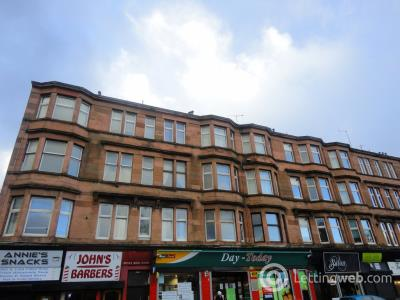 Property to rent in Flat 2/2 1861 Maryhill Road , Glasgow, G20