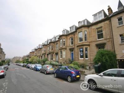 Property to rent in Leamington Terrace, Edinburgh,