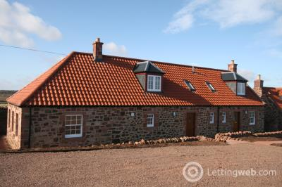 Property to rent in Upper Loanhead Cottage, Pressmennan, Dunbar