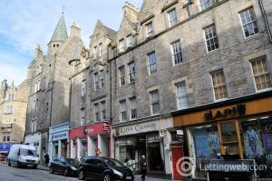 Property to rent in 6 (2F2) St Marys Street