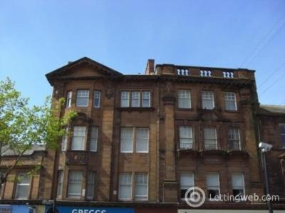 Property to rent in Flat D 239 High Street, Ayr, KA7