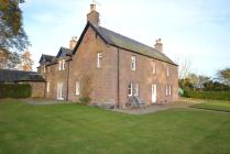 Mudhall Farmhouse, Bendochy, Couper Angus