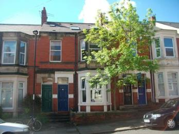 South Jesmond, Newcastle upon Tyne, NE2, 4 bedroom property