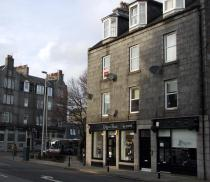 George St, Harbour, Aberdeen City, AB25, 2 bedroom property