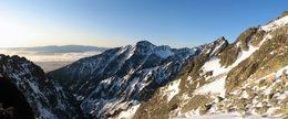 Pohled do Malé Studené doliny