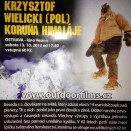 Krzysztof Wielicki - Koruna Himaláje