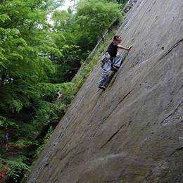 Mix fotek z lezení - Petr #7