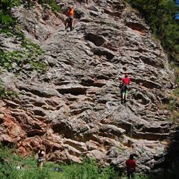 Mix fotek z lezení - Petr #15
