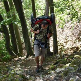 Mix fotek z lezení - Petr #20