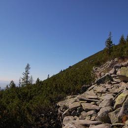 Podzimní Tatry 2014 (turistické) #3