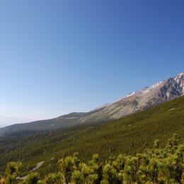 Podzimní Tatry 2014 (turistické) #5